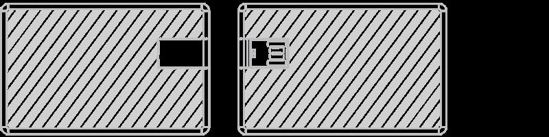 USB Kártya Lézer gravírozás