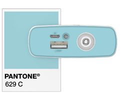 Pantone referencia Power bank
