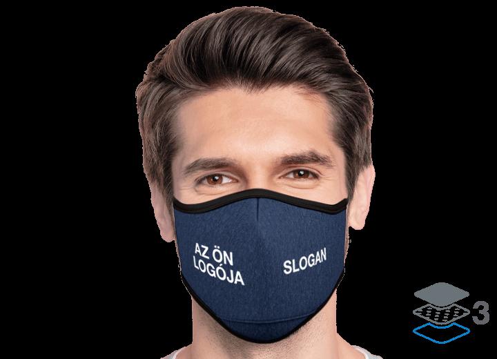 Denim - Egyéni védőmaszkok