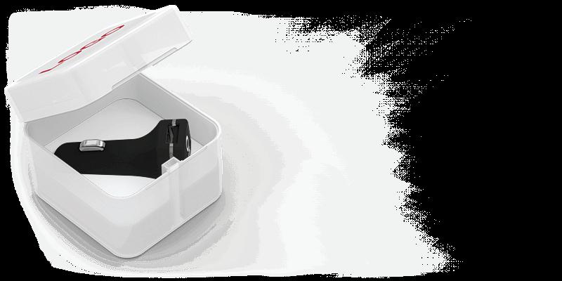 Master - Egyéni USB-autóstöltők