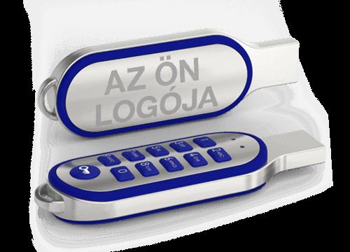 Code - Márkajelezett kódolt USB-kulcsok