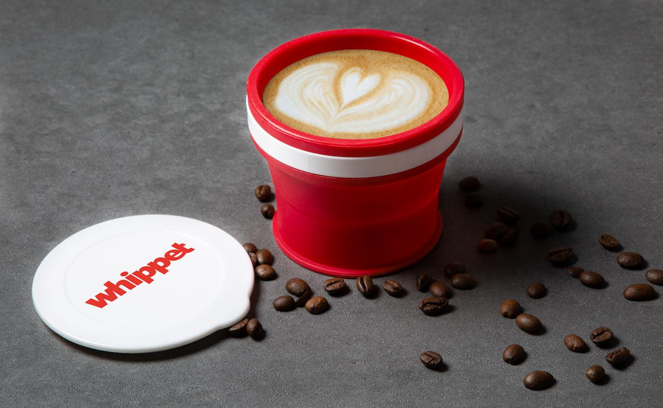 Compresso - Promóciós utazócsészék