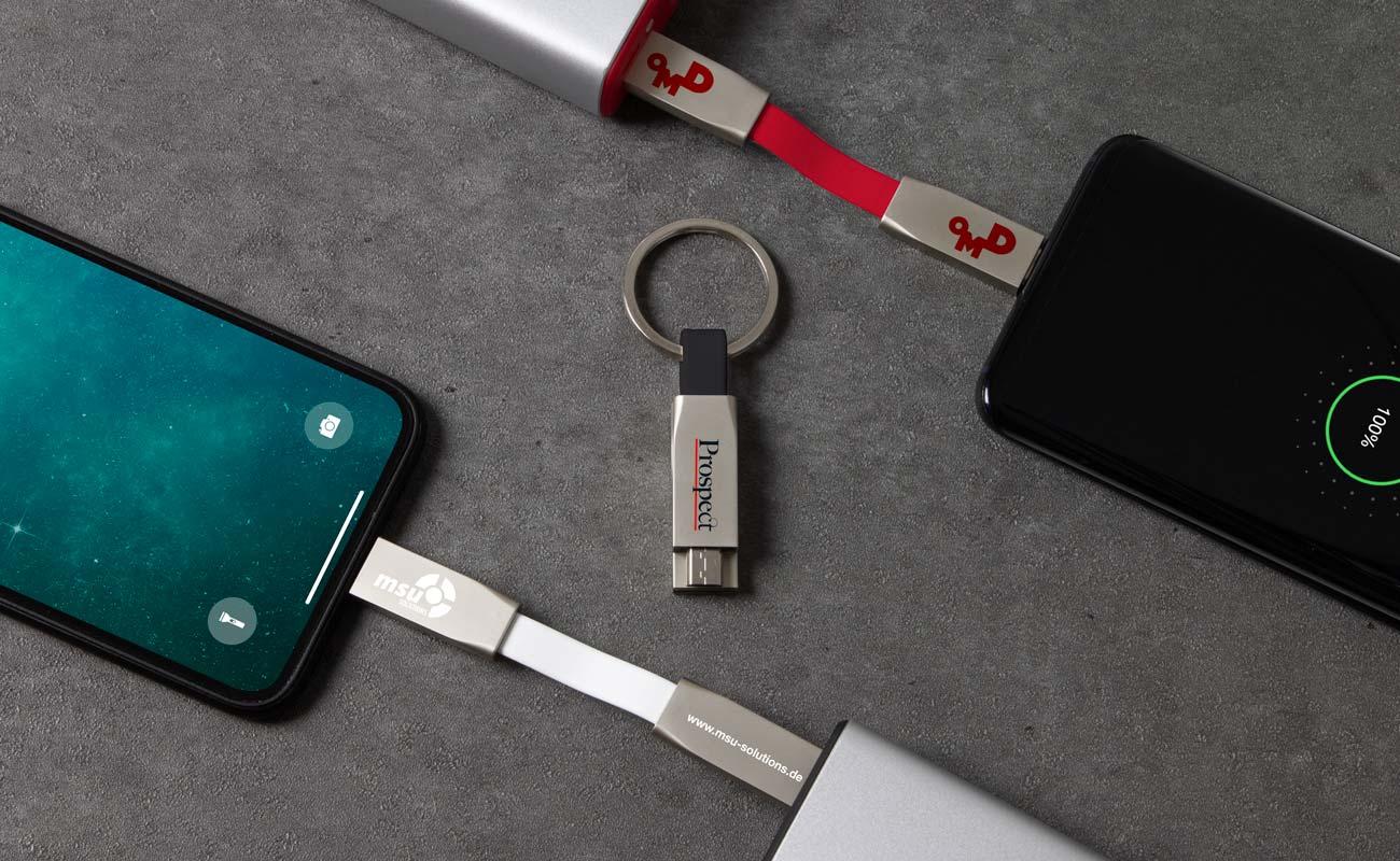 Connex - Promóciós USB-kábel csomagok