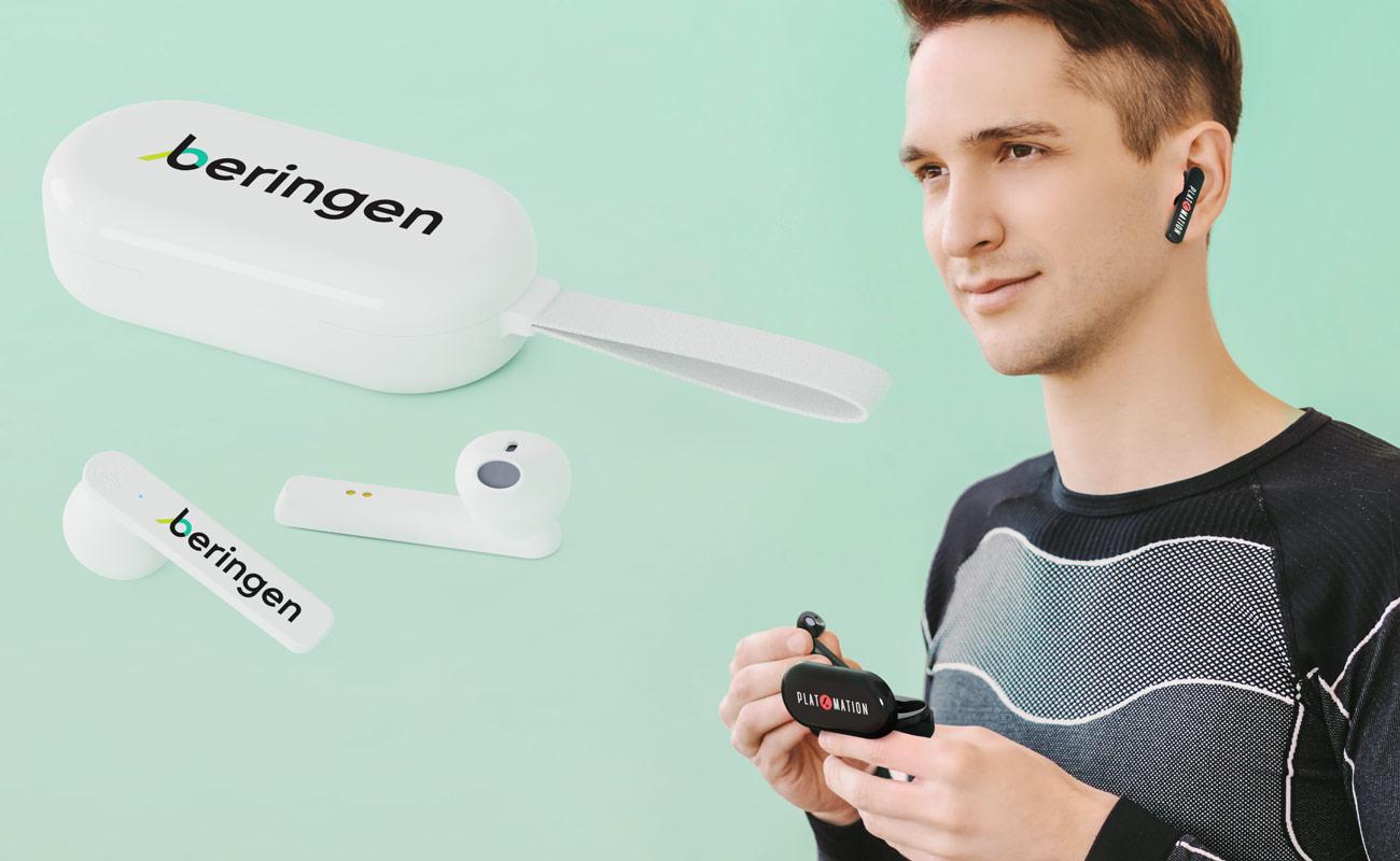 Duet - Egyedi True Wireless fülhallgató