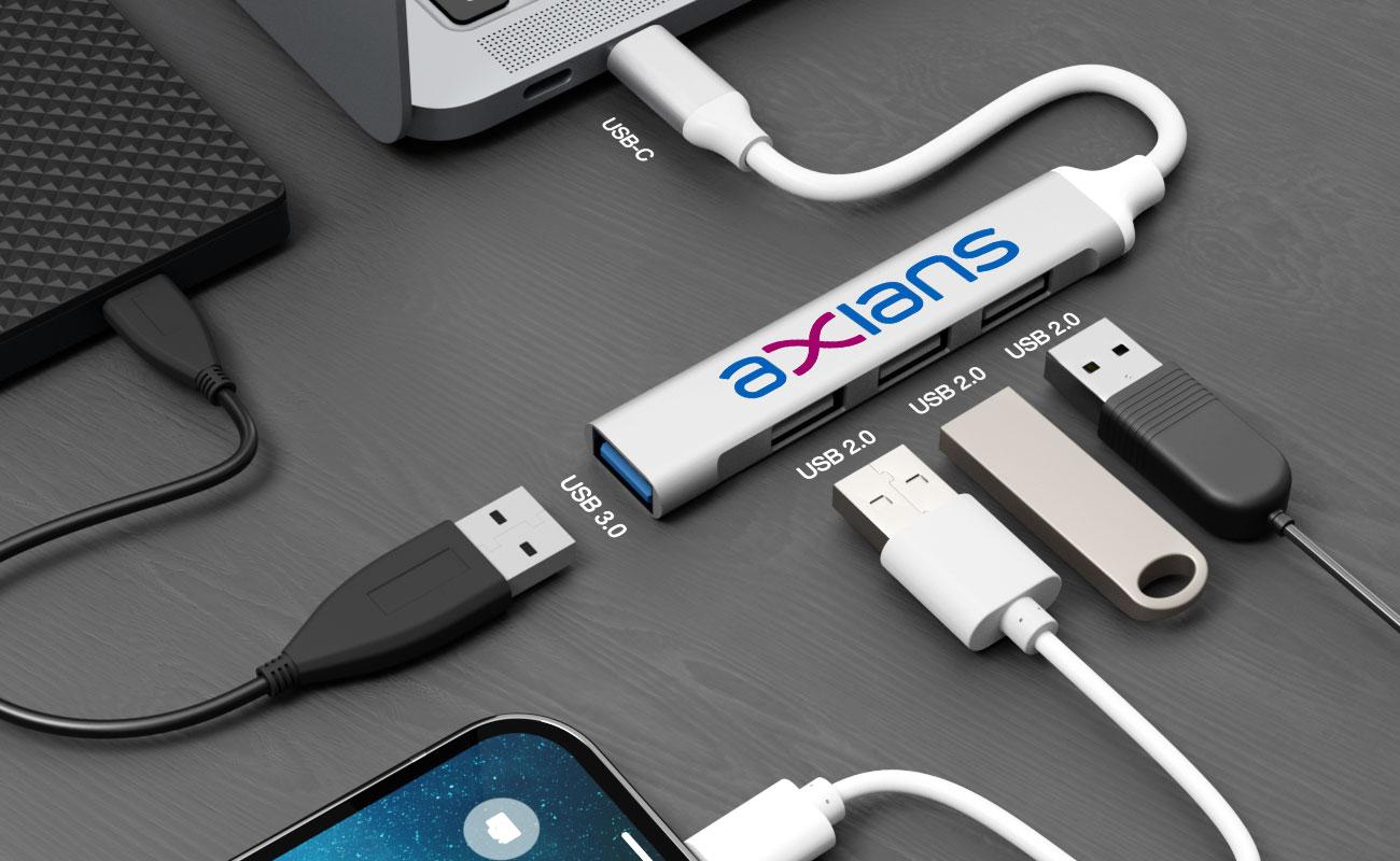 Expand - Egyéni USB-hub