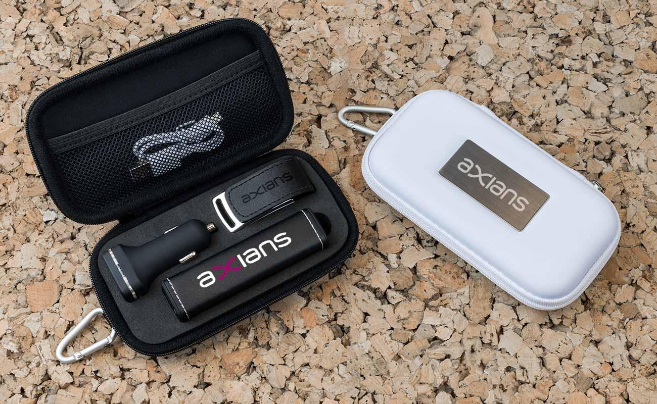 Leather M - Üzletiajándék-szett