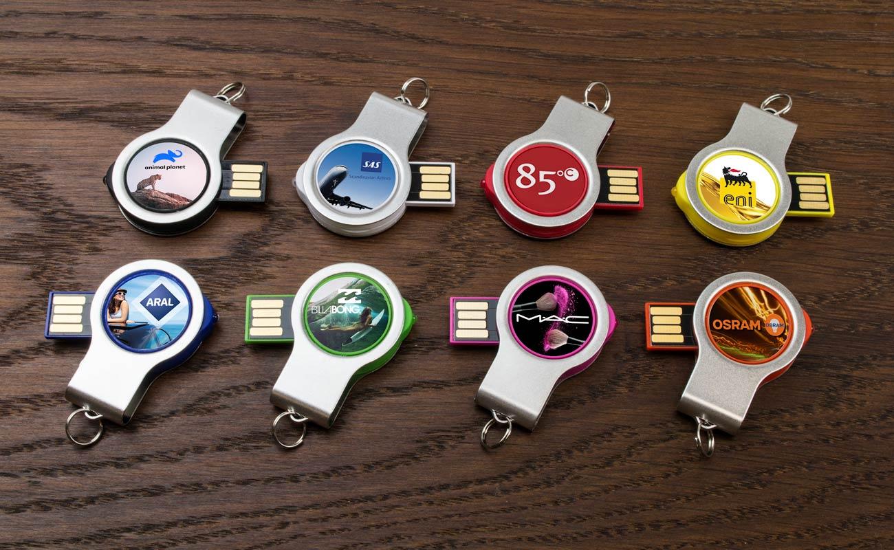 Light - Egyéni USB-meghajtók LED-lámpával