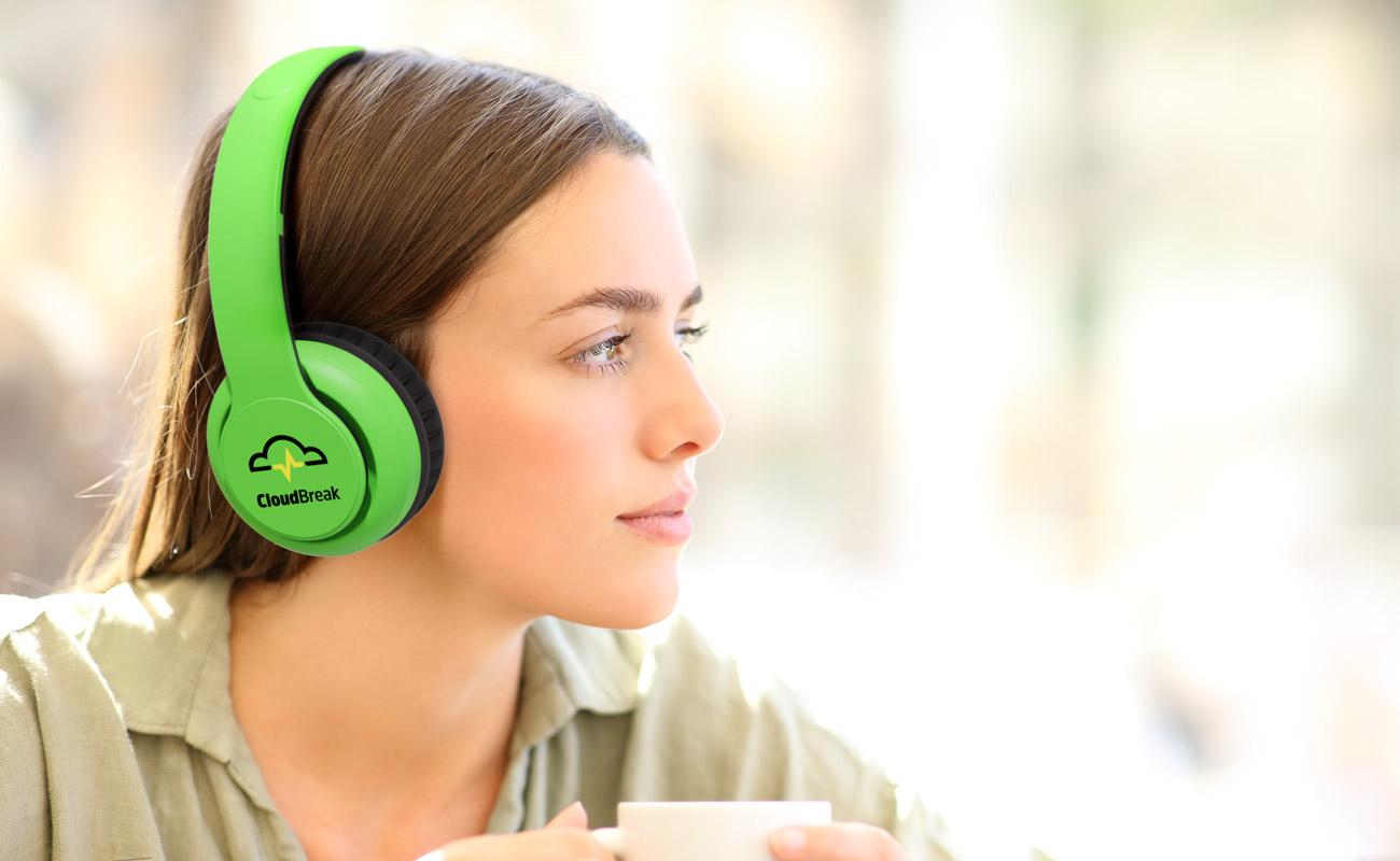 Mambo - Üzleti Ajándék Fejhallgatók