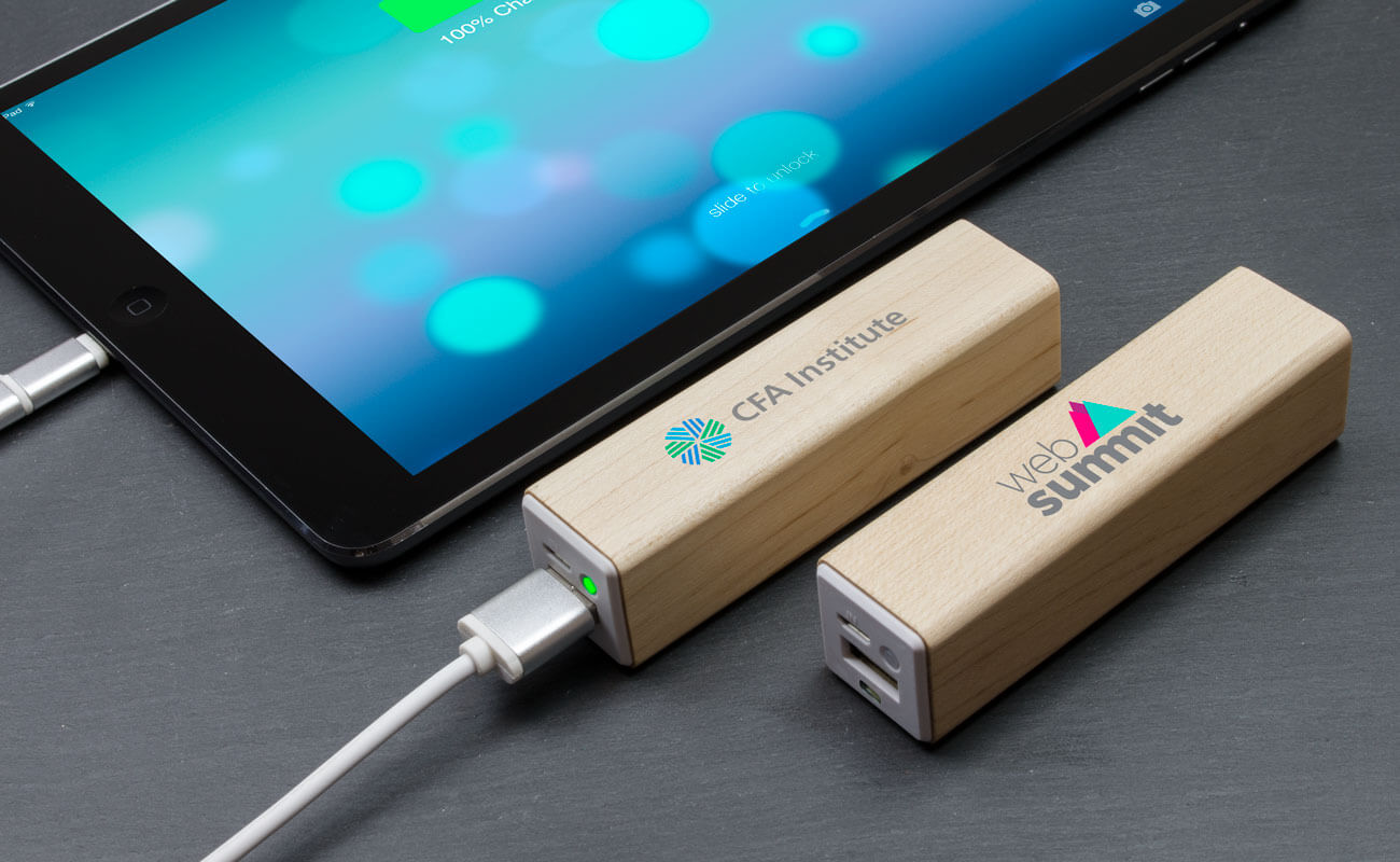 Maple - Egyedi Powerbank