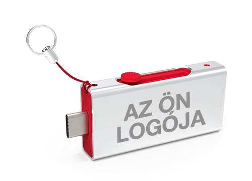 Slide - Pendrive Logozás