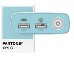 Pantone referencia Power bank